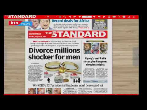 Divorce Millions shocker for men, why women are getting into marriage with rich men.