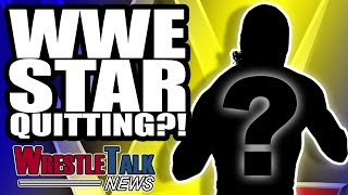 WWE Star QUITTING?! HUGE NXT Debuts On WWE MSG!| WrestleTalk News Dec 2018