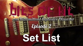 Episode 2: Set List thumb image