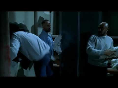 Prison Break - Fox River Pi group escaping through the tunnels
