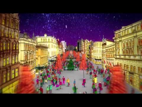 Ad of the Week: GCMB - Glasgow Loves Christmas video