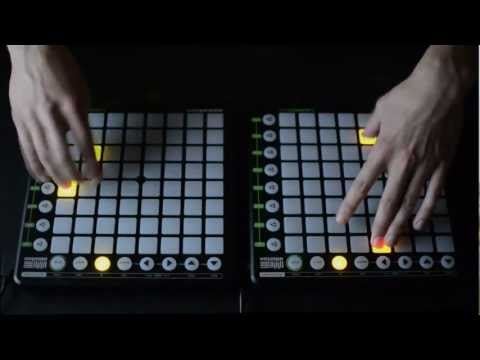 M4SONIC - Virus (Dual Launchpad Live Performance)