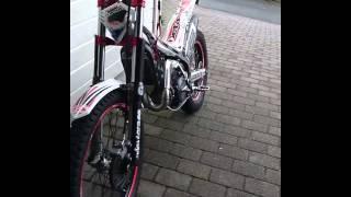 10. beta evo factory 125cc running smuuth