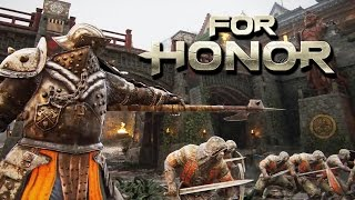 For Honor - Gameplay Launch Trailer