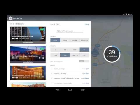 Video of Expedia Hotels & Flights