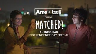 Video Matched! An India - Pakistan Independence Day Special With Teeli | Digital Short Film MP3, 3GP, MP4, WEBM, AVI, FLV Januari 2019