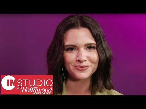 Katie Stevens Talks 'The Bold Type,' Reveals Plans For a 'Faking It' Reunion Onscreen   In Studio
