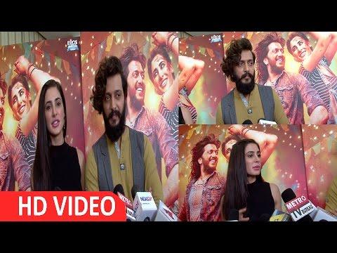 Film Banjo Promotional Interviews With Riteish Deshmukh & Nargis Fakhri