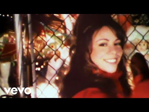 Merry Christmas - Music video by Mariah Carey performing All I Want For Christmas Is You. YouTube view counts pre-VEVO: 61153 (C) 1994 SONY BMG MUSIC ENTERTAINMENT.