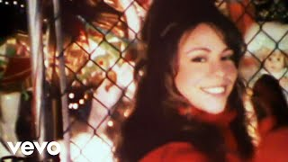 Tarjeta de Navidad para compartir. Mariah Carey - All I Want For Christmas Is You