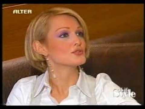 Natasa Theodoridou Interview Life Style