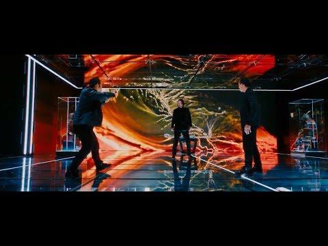 John Wick 3: Parabellum | John Wick VS Cecep Arif Rahman & Yayan Ruhian)