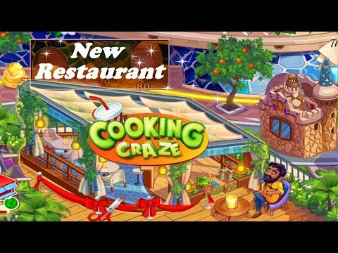 Cooking Craze/Barcelona - NEW  Restaurant/ Levels 74, 79, 80, 81, 82
