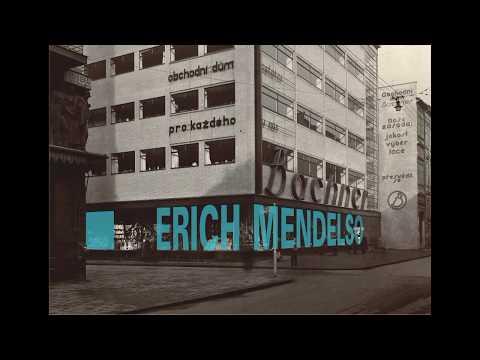 Ita Heinz-Greenberg: Erich Mendelsohn … ze života