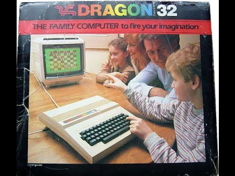 Dragon 32 eBay find