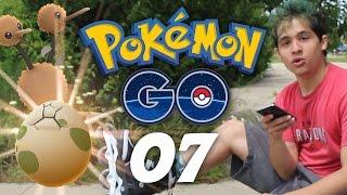 Pokémon GO | Episode 7 - Hatching Eggs with Skates! by Munching Orange