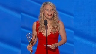 2016 Emmy Awards- Did Kate McKinnon Curse During Her EMMYs Speech? full download video download mp3 download music download