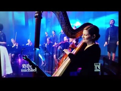 Enya Echoes in Rain, Live! with Kelly and Michael 1080P