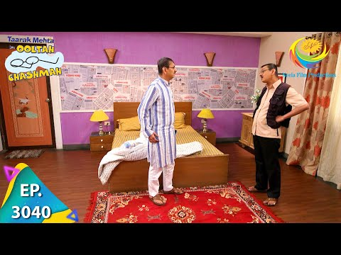 Taarak Mehta Ka Ooltah Chashmah - Ep 3040 - Full Episode - 19th November 2020