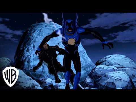 Young Justice Invasion: Destiny Calling -- Blue Beetle