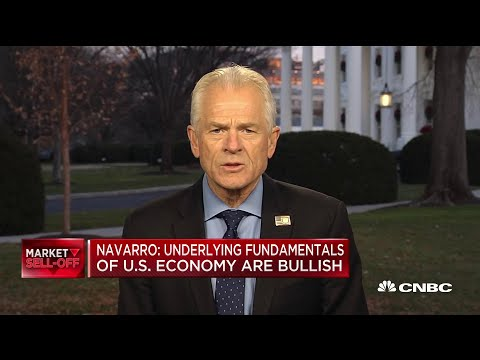 Navarro comments on Trump's tweets about Tillerson