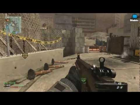 Modern warfare 3 domination avec les adven sur hardhat les