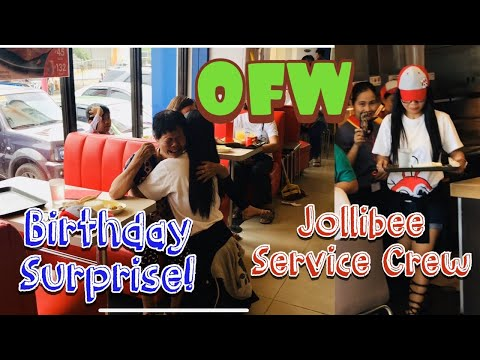 OFW surprise mother on her birthday | Best surprise! Mother and daughter moment