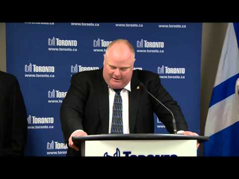 Toronto mayor's  TV denial 'I do not use crack cocaine' as $200,000 bid  to show tell-tale video falters video