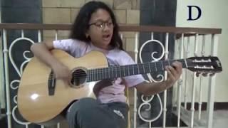 Kat Dahlia - I Think I'm In Love (Cover by Kaesha)