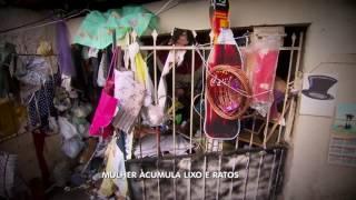 Video BG - Mulher Acumula Lixo e Ratos - 11-07-2016 MP3, 3GP, MP4, WEBM, AVI, FLV Oktober 2017