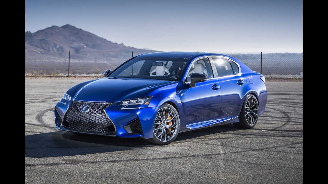 2015 Lexus GS F