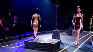 Bianca Beauchamp, Latex Fashion Show (Westward Bound MTLFW)