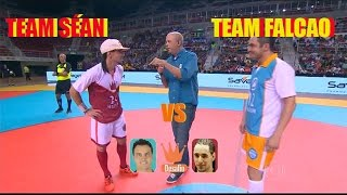 Video CRAZY FUTSAL SKILLS TEAM FALCAO VS TEAM SÉAN MP3, 3GP, MP4, WEBM, AVI, FLV Oktober 2017