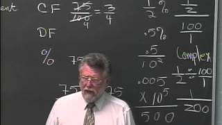 Lecture 21 - Developmental Arithmetic: Math 10