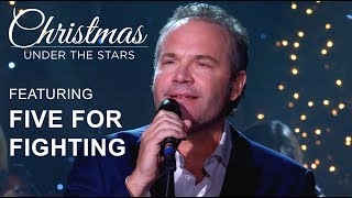 The First Noel | Five For Fighting | Christmas Under the Stars on BYUtv