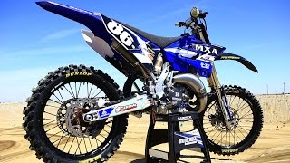 9. Project 2015 Yamaha YZ 125 2 stroke - Motocross Action