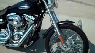 10. 2008 HARLEY-DAVIDSON FXDC DYNA SUPER GLIDE CUSTOM