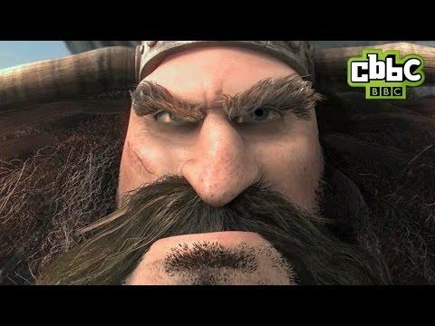 CBBC: Dragons Riders of Berk - The Marauders