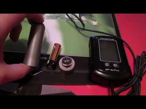 ремонт датчика эхолота практик эр 6 про видео