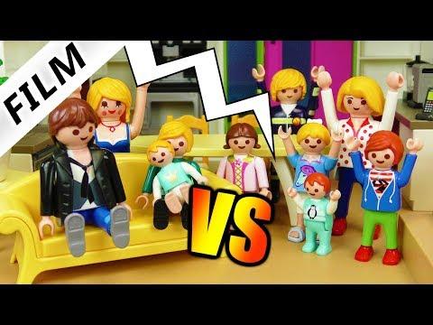 Playmobil Film deutsch | Schnösel vs. Vogel | Neue Designer Möbel für Familie Vogel | Kinderserie