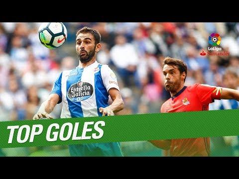 العرب اليوم - شاهد: أفضل 5 أهداف في الجولة الثالثة في الدوري الإسباني