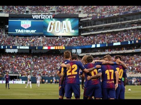 Despedida? Neymar brilha, faz golaço e Barcelona derrota a Juventus nos EUA