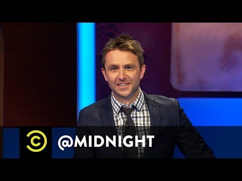 Chris Hardwick @midnight - #HashtagWars - #SuckyActionMovies (Comedy Central)