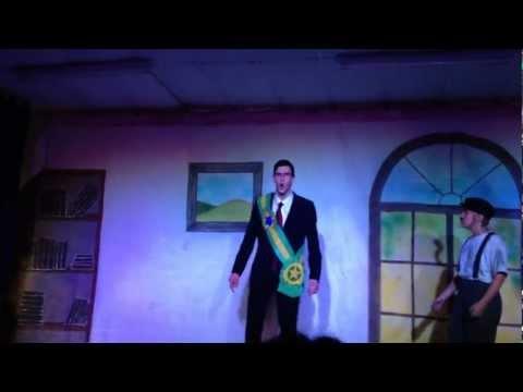 Teatro 121 2012 - Getúlio Vargas