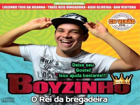 Video Boyzinho O Rei da Bregadeira CD 2016 Completo download in MP3, 3GP, MP4, WEBM, AVI, FLV January 2017