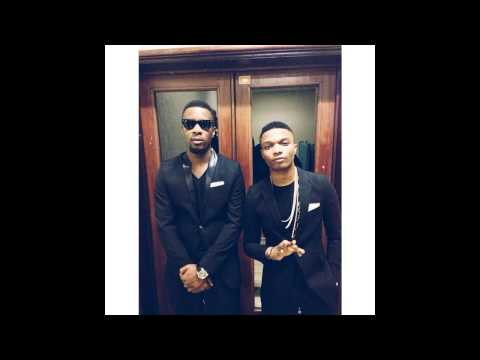 Maleek Berry X Wizkid - Feel Me (OFFICIAL AUDIO 2014)