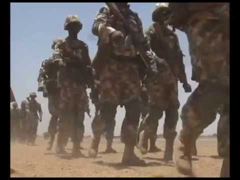 Army Turns Sambisa Forest Into Training Ground