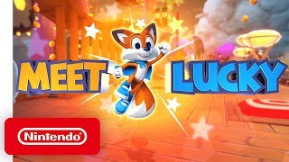 New Super Lucky's Tale Trailer #2 -