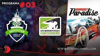PuntoGaming TV S06E03: ¡Un programa cargado de Esports que no vas a querer dejar pasar!