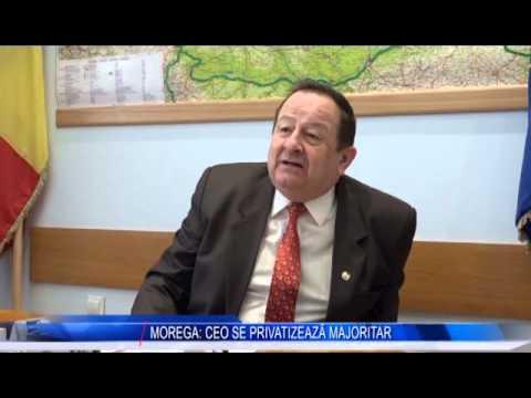 MOREGA: CEO SE PRIVATIZEAZĂ MAJORITAR